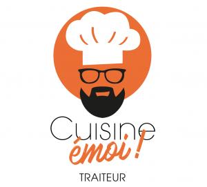 Logo Cuisine émoi traiteur